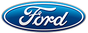 Ford car repair logo