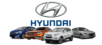 Some of the Hyundai vehicles for sale here at Universal Hyundai