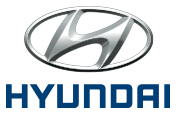 Hyundai car repair logo