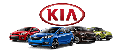 Some of the Kia vehicles for sale here at Regal Kia