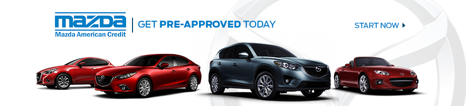 Auto financing on any new Mazda vehicle for sale