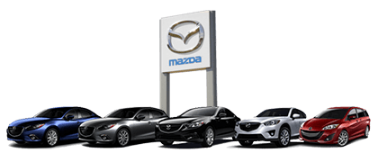 Some of the Mazda vehicles for sale here at Duval Mazda