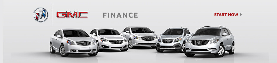 Auto financing on any new Buick GMC vehicle for sale