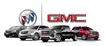 Just a few of the new Buicks and GMCs waiting for you at Cable Dahmer Buick GMC near Kansas City.