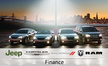 Get Pre-Approved for a new Chrysler, Dodge, Jeep, Ram today