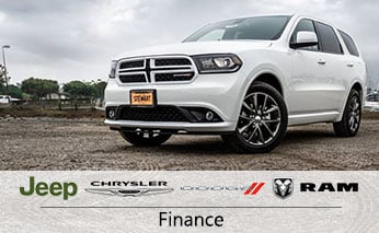 Chrysler Dodge Jeep Ram financing options from Eide Chrysler