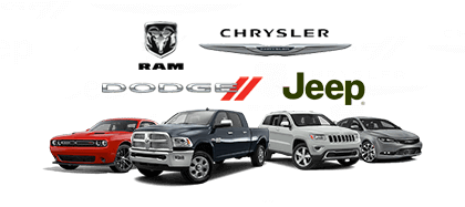 Some of the Chrysler Dodge Jeep Ram vehicles for sale here at Eide Chrysler
