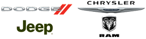Chrysler Dodge Jeep RAM car repair logo