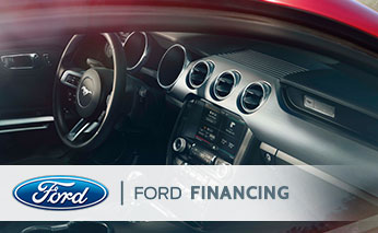 Ford financing options from Huntersville Ford