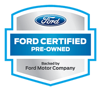 Ford Certified Pre-Owned Badge