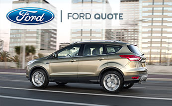 Easy new Ford vehicle quote below