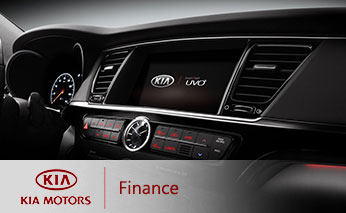 Kia financing options from Regal Kia