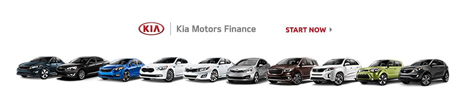 Auto financing on any new Kia vehicle for sale