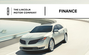 Lincoln financing options from Bozard Lincoln