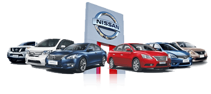 Lineup of brand new Nissan vehicles for sale in Youngstown OH