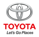 Toyota car repair logo