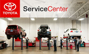 Schedule Service With Westbury Toyota