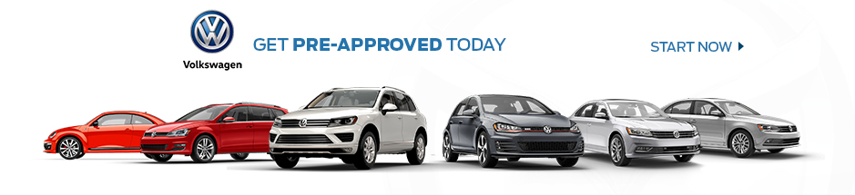 Auto financing on any new Volkswagen vehicle for sale